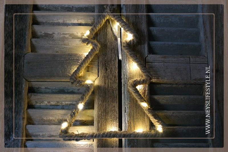 LED figuur touw | Kerstboom