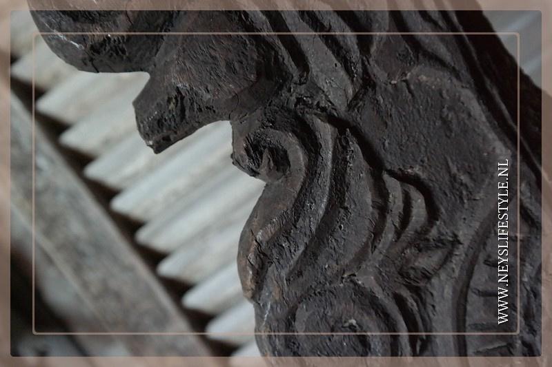 Ornament houtsnijwerk | 4