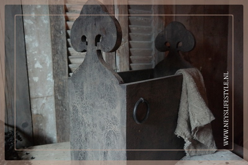 Lectuurbak | old vintage