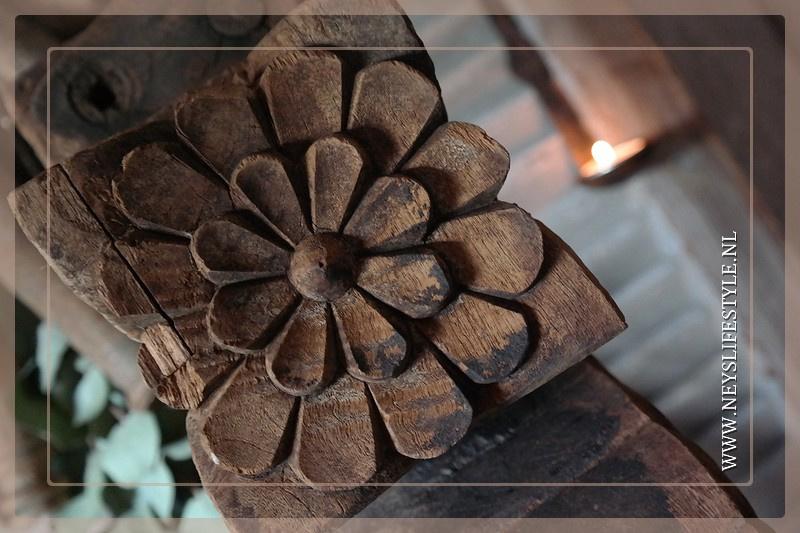 Ornament houtsnijwerk | XL