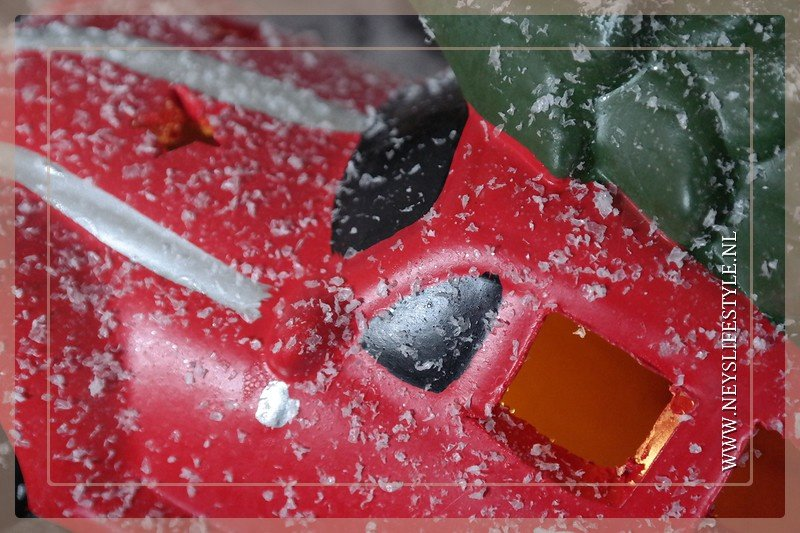 Kever rood | Led licht