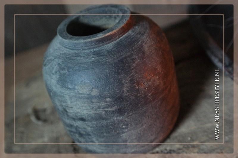 Greywash pot | XS