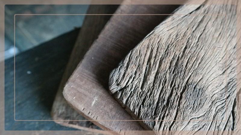 Houten amuse/broodplank | old wood
