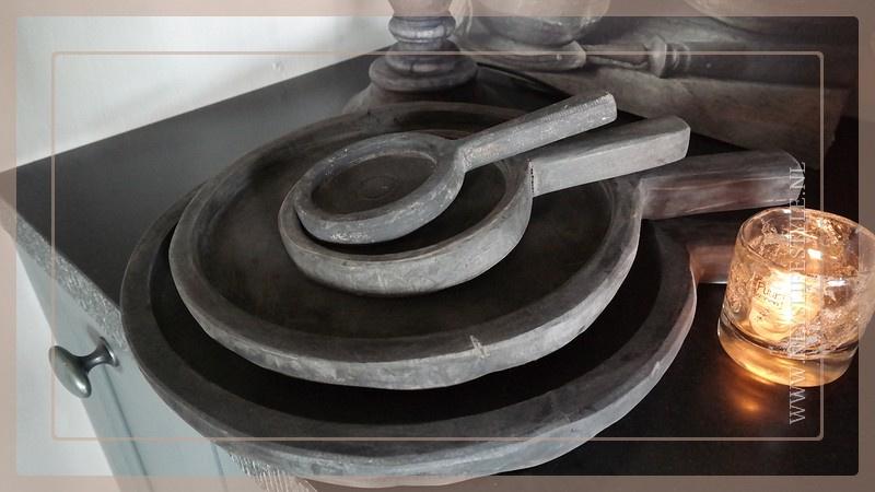 Houten chopboard 30 cm | M