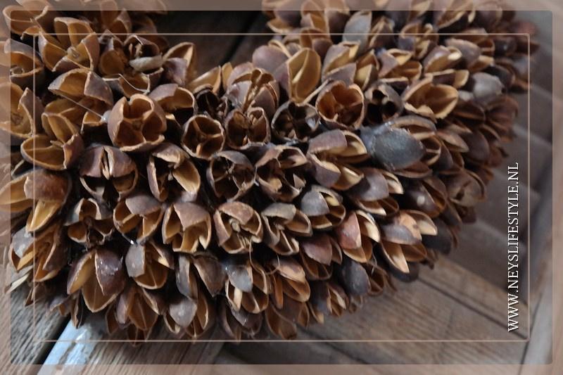 Krans Bakulli | naturel | 30 cm