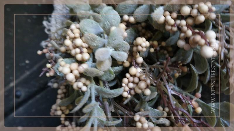 Bosje kunst droogbloemen | eucalyptus