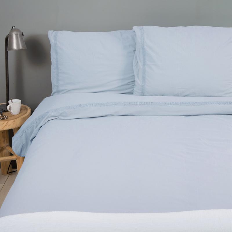 Dekbedovertrek colorado grey | 240 x 220 cm