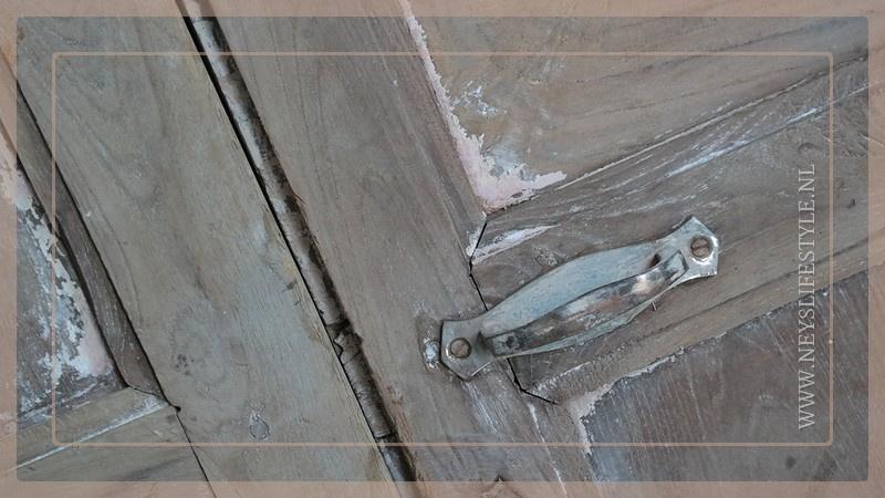 Oude luiken set  | 2