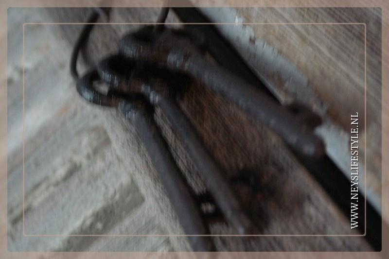 Sleutelbos kay   black