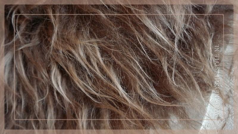 Ijslandse schapenvacht 75-90 cm| donkerbruin