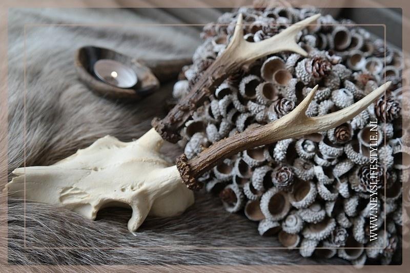 Skull elan 21 cm