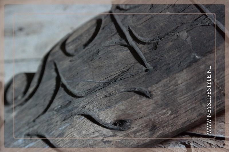 Ornament houtsnijwerk | 5