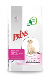 Prins Procare Puppy & Junior Perfecte Start 7,5 kg.
