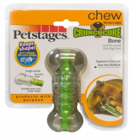 PetStages Crunchcore Bone Small