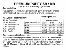 Langhout's Puppy Small & Medium Breed