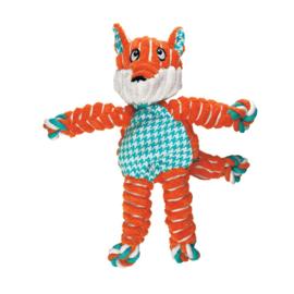 KONG Floppy Knots Fox Medium