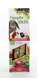 ESVE knaagdiersticks groenten & fruit