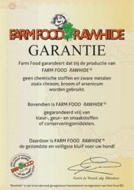 Farm Food Rawhide Impressed XLarge 30 cm.