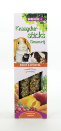 ESVE knaagdiersticks fruit & wortel