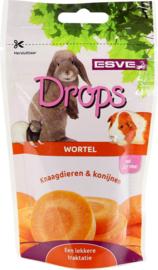 ESVE drops wortel 75 gram.