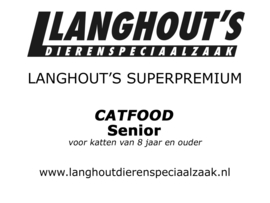 Superpremium Catfood Senior