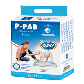 Duvo Puppy Pads 45 x 60 cm (50 stuks)