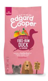 Edgard & Cooper brokjes Puppy Eend & Kip