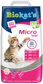 Biokats Micro Fresh 14 ltr