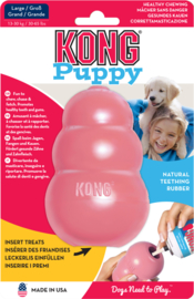 KONG Puppy Large Roze