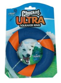 ChuckIt Ultra Squeaker Ring