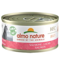 Almo Nature HFC Zalm (10 stuks)