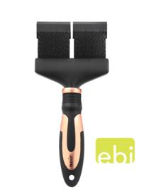 Flexible Slicker Brush Double