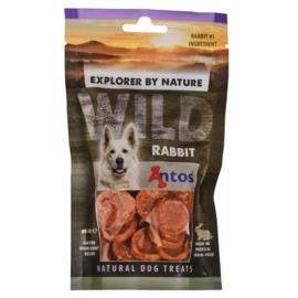 Antos Wild Konijn 80 gram