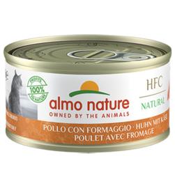 Almo Nature HFC Kip met Kaas (10 stuks)