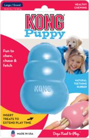 KONG Puppy Large Blauw