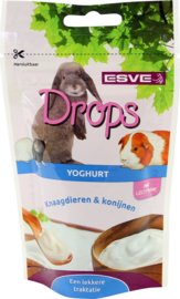 ESVE drops yoghurt 75 gram.