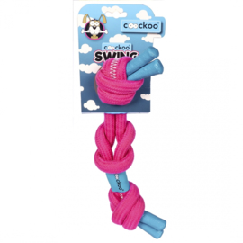 Floss Toy Coockoo Swing Roze