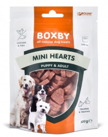 Proline Boxby Puppy Snacks Mini Hearts