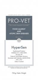 Pro-Vet Hypersen 750 gram