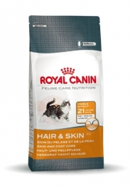 Royal Canin Hair & Skin 2 kg.