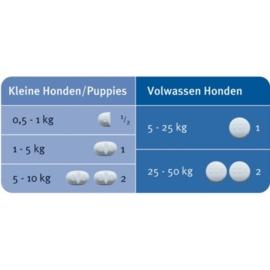 Milbemax Grote Honden = Milquestra 4 tabletten!