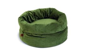 DBL Kattenmandje Fluco groen