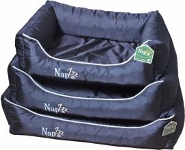 Napzzz Luxe Hondenmand Zwart 80 x 60 cm.