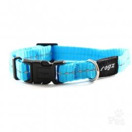 Rogz 4 Dogz Nylon Halsband Turquoise