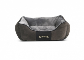 Scruffs Chester Box Bed Hondenmand Antraciet