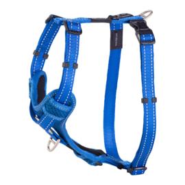 Rogz 4 Dogz Control Harness Blauw