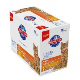 Hill's adult pouch poultry multipack
