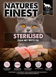 Sterilised Zalm met Witte vis 300 gram