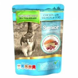 Natures Menu Pouch Senior (12 stuks)