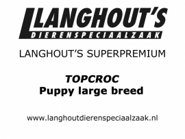 Langhout's Puppy Large Breed